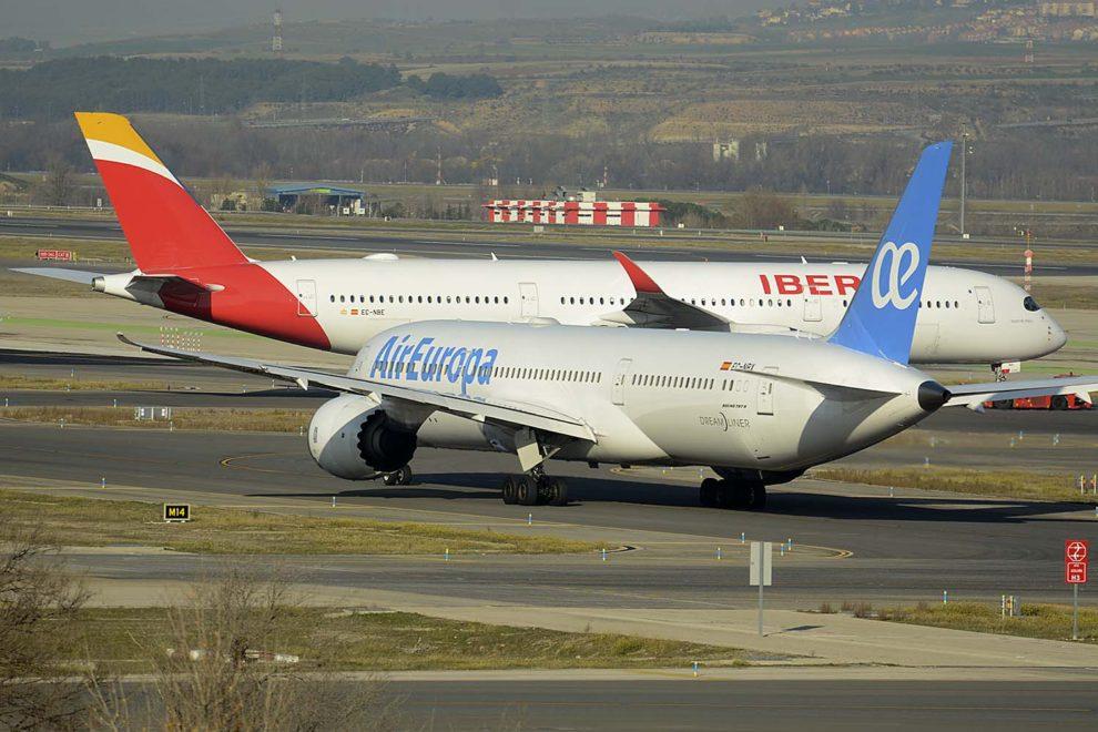 El rescate de Air Europa aprobado por el Gobierno reabre la posibilidad de su venta a Iberia.