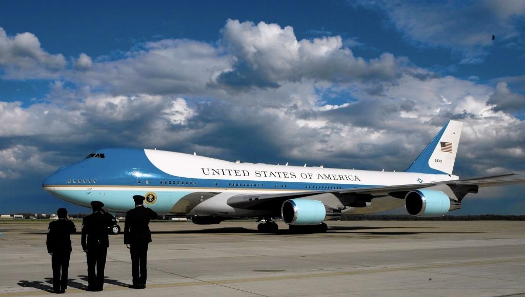 b9fe805d590a5 Los dos nuevos Boeing 747-8I que servirán como Air Force One en sustitución  de