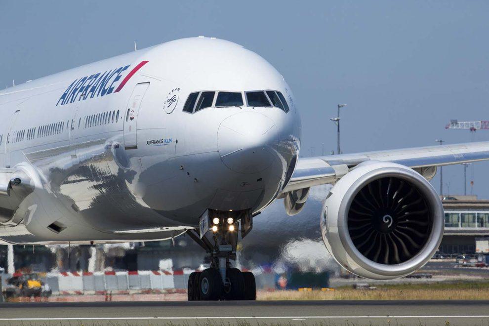 Boeing 777-300 de Air France.