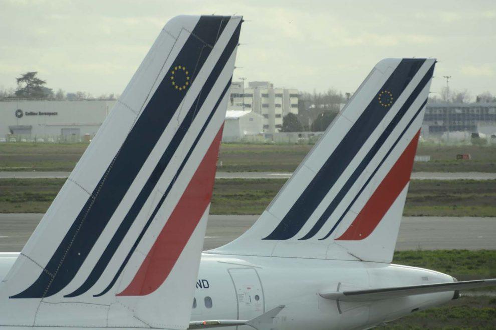 Air France volará a nueve aeropuertos españoles en el verano de 2020.