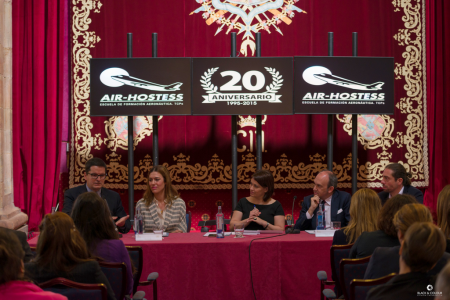 Primera edición de los premios Air Hostess.