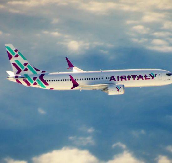 La nueva imagen de Meridiana tras su transformación en Air Italy.