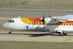 Air Nostrum está incorporando nuevos ATR 72 a su flota.