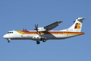 ATR 72 de Air Nostrum.