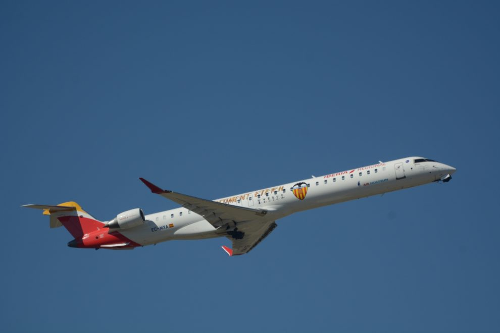 Air Nostrum se convierte en un holding ante la fusión con la irlandesa Cityjet.