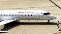 Air Nostrum contó en 2018 con 42 aviones en su flota, de los modelos ATR 72, CRJ200, CRJ900 y CRJ1000.