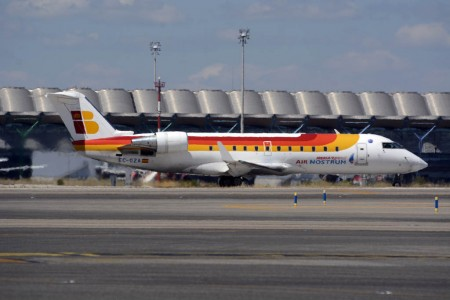 En los últimos meses Air Nostrum ha reactivado varios CRJ200 que había parado por falta de rentabilidad.