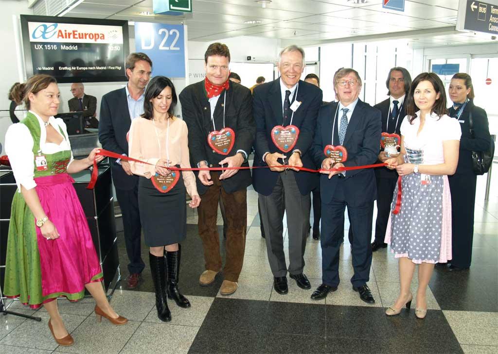 Air Europa redobla su puesta por Alemania con un nuevo vuelo a Munich
