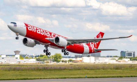 Australia, China, Japón  y Corea del Sur serán destinos a los que vuelen los A330neo de Air Asia X.