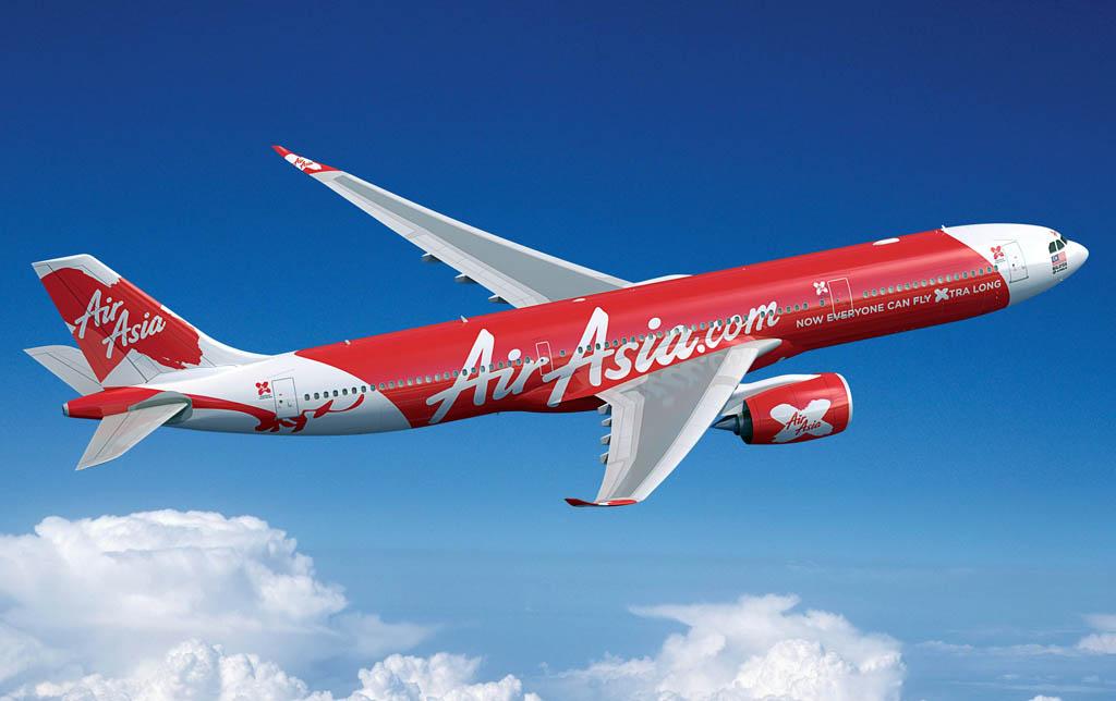 Airbus A330-900 de AirAsia X