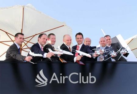 AirClub amplia ahora su número de asociados a nueve