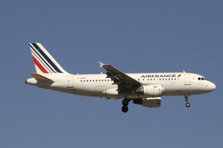 Airbus A319 de Air France