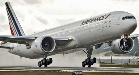 Al grupo Air France/KLM creció un 7,5 por ciento en diciembre