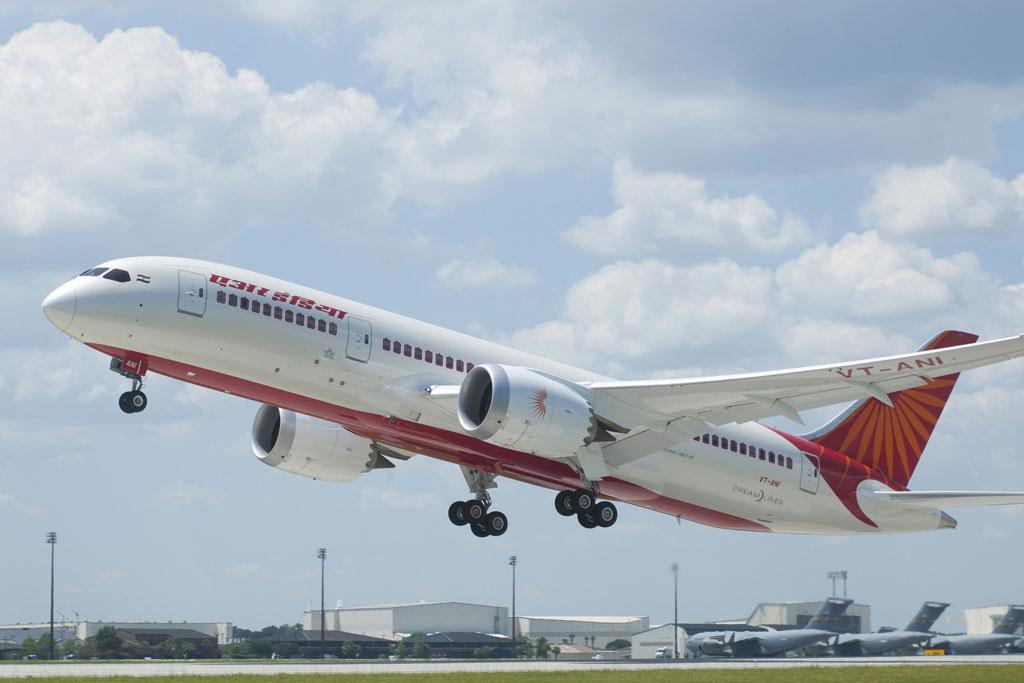 Boeing 787-8 de Air India