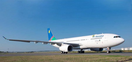 A330 de Air Namibia