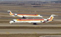 Air Nostrum dejará en tierra 15 aviones