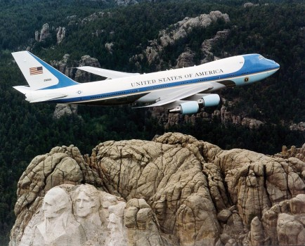 Boeing 747-2G4B Air Force One