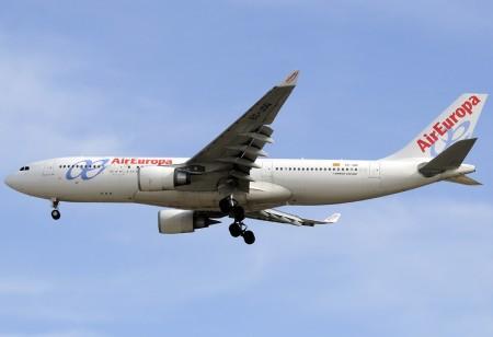 Air Europa firma un acuerdo con Etihad para operar tres vuelos directos  a la semana desde Madrid a Abu Dhabia