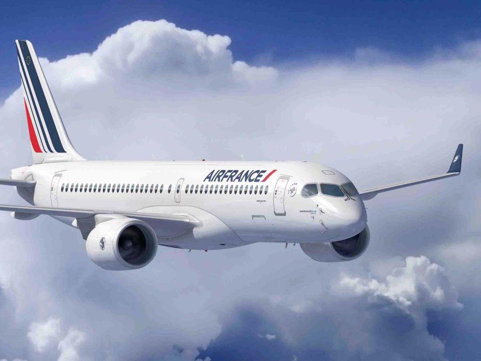 El pedido de Air France del A220 es el mayor recibido para este modelo por parte de un cliente europeo.