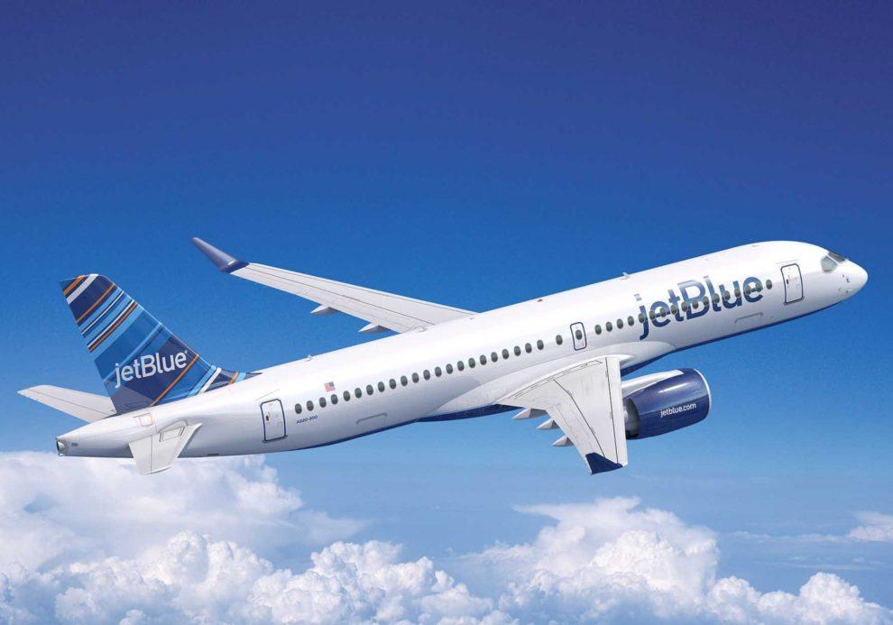 Airbus ha heredado una cartera de pedidos de 402 CSeries de los que se han entregado 38, y a los que pronto se sumarán los 60 de Jetblue.