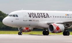 Airbus A319 de Volotea.