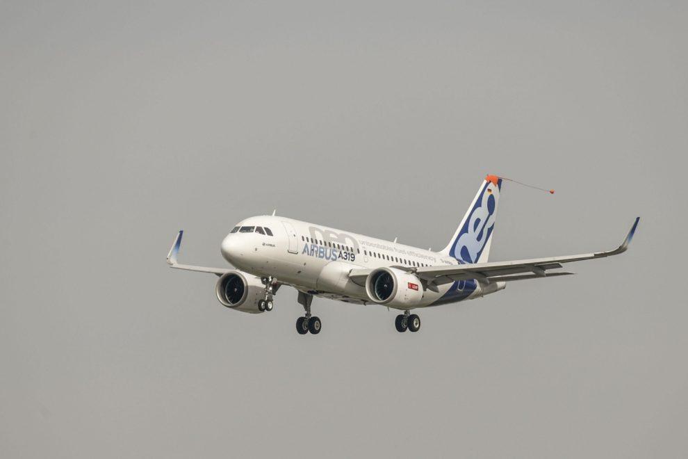 El primer A319neo con motores CFM56 voló el 31 de marzo de 2016 tras varios meses de espera.
