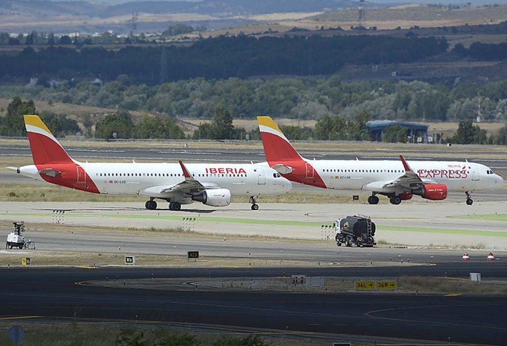 Iberia e Iberia Express repiten como las aerolíneas más puntuales en 2017.
