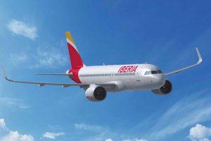 Iberia tiene pedidos 17 A320neo y 3 A321neo que comenzará a recibir en mayo de 2018.