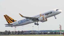 Tigerair Taiwan ha sido la primera aerolínea de ese país en usar Taiwan como parte de sus títulos.