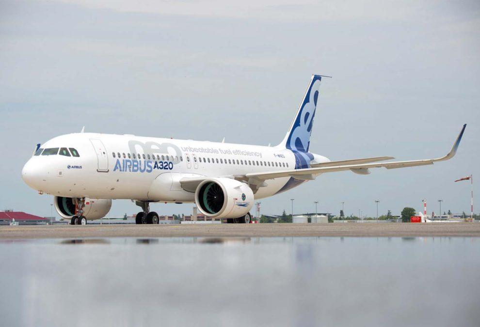 El primer Airbus A320neo. Pronto podría ser sustituido por una versión mejorada.