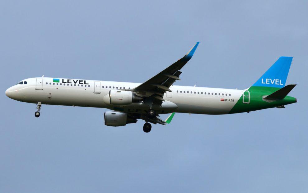 Los tres Airbus A321 con los que cuenta de momento Level Austria son aviones que antes pertenecieron a Niki y Air Berlin.