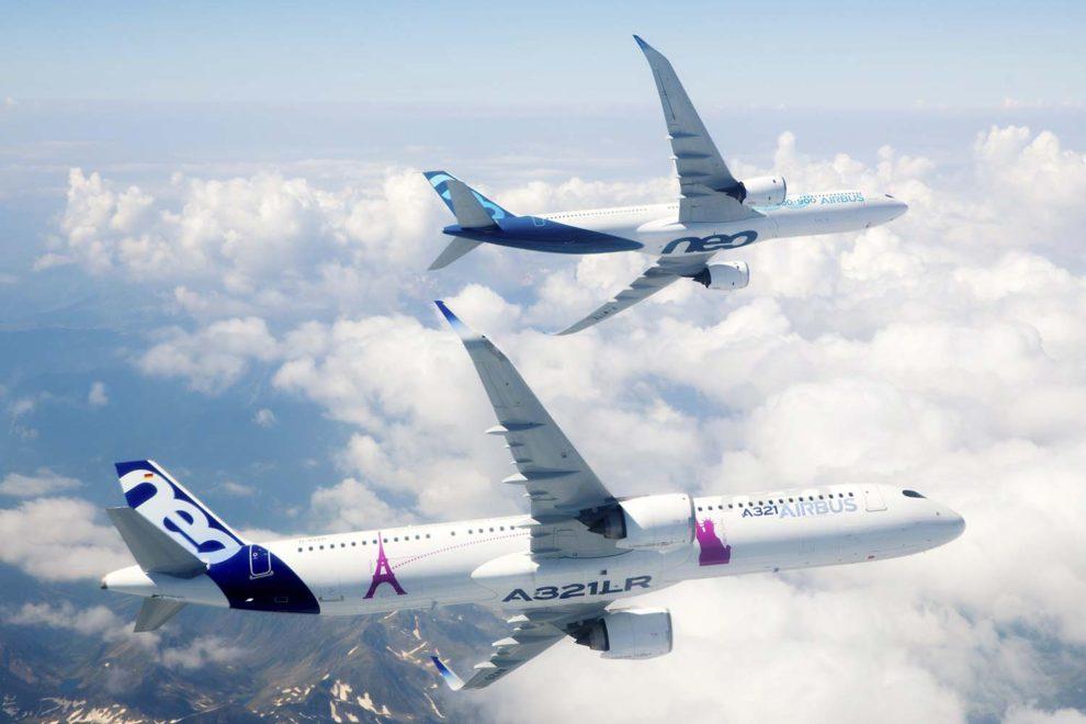Airbus confía en el equipo A321XLR y A330neo para cubrir la parte media del mercado sin tener que recurrir a un nuevo avión por el momento.