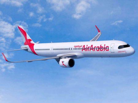 El pedido de Air Arabia incluye el A321XLR.