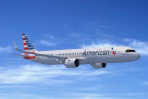 American Airlines tiene pedidos 115 A321neo y A321 XLR.