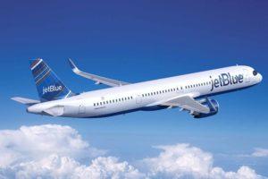 JetBllue ha sido la última en firmar la compra del Airbus A321XLR.