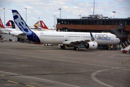 Airbus está estudiando una nueva generación para la familia A320 más allá del neo.