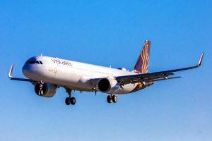 Entre las entregas de Airbus en julio de 2020 estuvo el primer A321neo para Vistara de India.