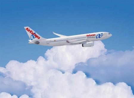Air Europa volará a Montevideo desde el 3 de junio