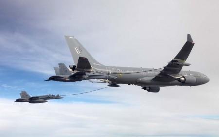 Europa está creando una fuerza conjunta de aviones cisterna.
