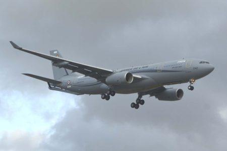 España volverá a tener reactores de reabastecimiento en vuelo y de transporte estratégico. con los A330MRTT.