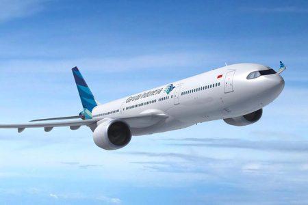 Airbus A330neo de Garuda