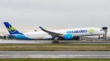 Air Caraibes vuela principalmente al Caribe y a los destinos de ultramar de Francia.