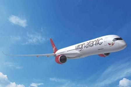 Virgin Atlantic equipará sus A350-1000 con motores Rolls-Royce Trent XWB.