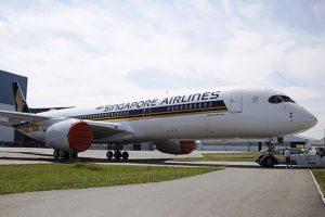 Por ahora Singapore Airlines es la única aerolínea que ha adquirido el A350-900 ULR, modelo que fue desarrollado a petición de esta.