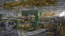 Aunque los pedidos de aviones comerciales en Airbus en 2020 van bien, no ocurre lo mismo con las entregas.