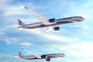 Starlux Airlines apuesta por la calidad del servicio a bordo, con el objetivo de situarse entre las mejores aerolíneas del mundo.