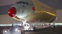 Airbus sigue mejorando en la producción del A350 y esperan que a finales de 2019 lllegue a un punto de equilibrio financiero.