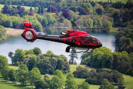 Entre las entregas de helicópteros del rpiemr semestre de 2019 estuvo este ACH130 para el millonario británico Alfie Best.