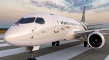 Airbus apuesta por el A220 como alternativa para la aviación ejecutiva que buscca aviones medianos grandes.