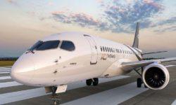 Airbus ACJ220 Comlux